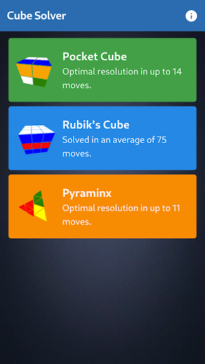 Cube Solver androidiapk screenshots 1