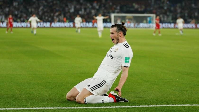 Gareth Bale marcó tres goles en la semifinal.
