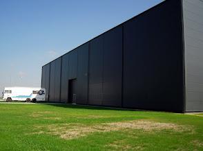 Photo: A Korda Stúdió Látogatóközpontjának épülete