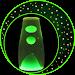 Lava Lamp - Night Light Relax Icon