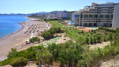 Photo: The Mediterranean Sea Beach
