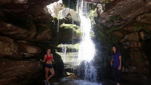 Rock Hopper Waterfall : Tweede Toll Bainskloof