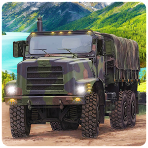 Army Truck Mountain Drive 3D for PC and MAC