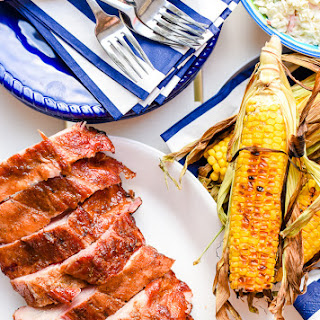 Ginger Lime Grilled Ribs.