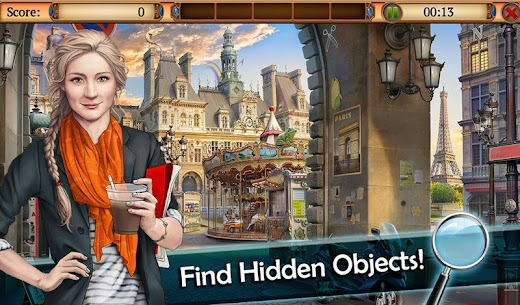 Mystery Society 2: Hidden Objects Games 9