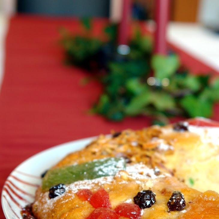 King Cake for Christmas
