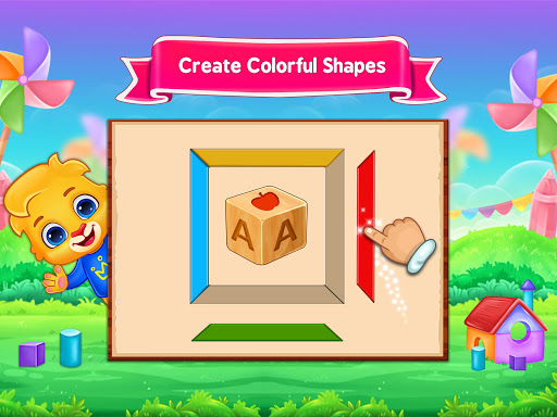 Colors & Shapes - Kids Learn Color and Shape screenshots 14