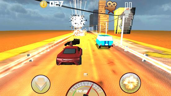 Combat-Traffic-Race-Hero 2