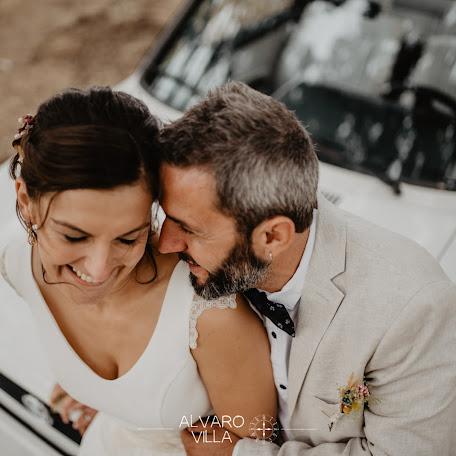 Wedding photographer Alvaro Villa (alvarovilla). Photo of 14.09.2017
