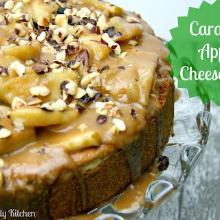 Amazing Caramel Apple Cheesecake