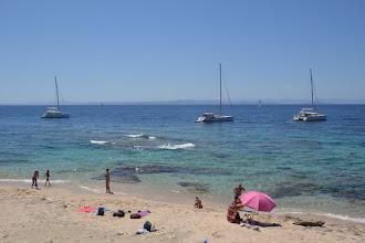 Photo: malebná pláž de St. Antoine