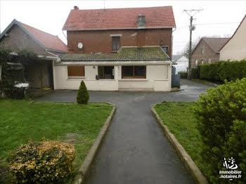 maison à Hargicourt (02)