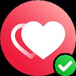 Dating App, Flirt & Chat : W-Match Icon