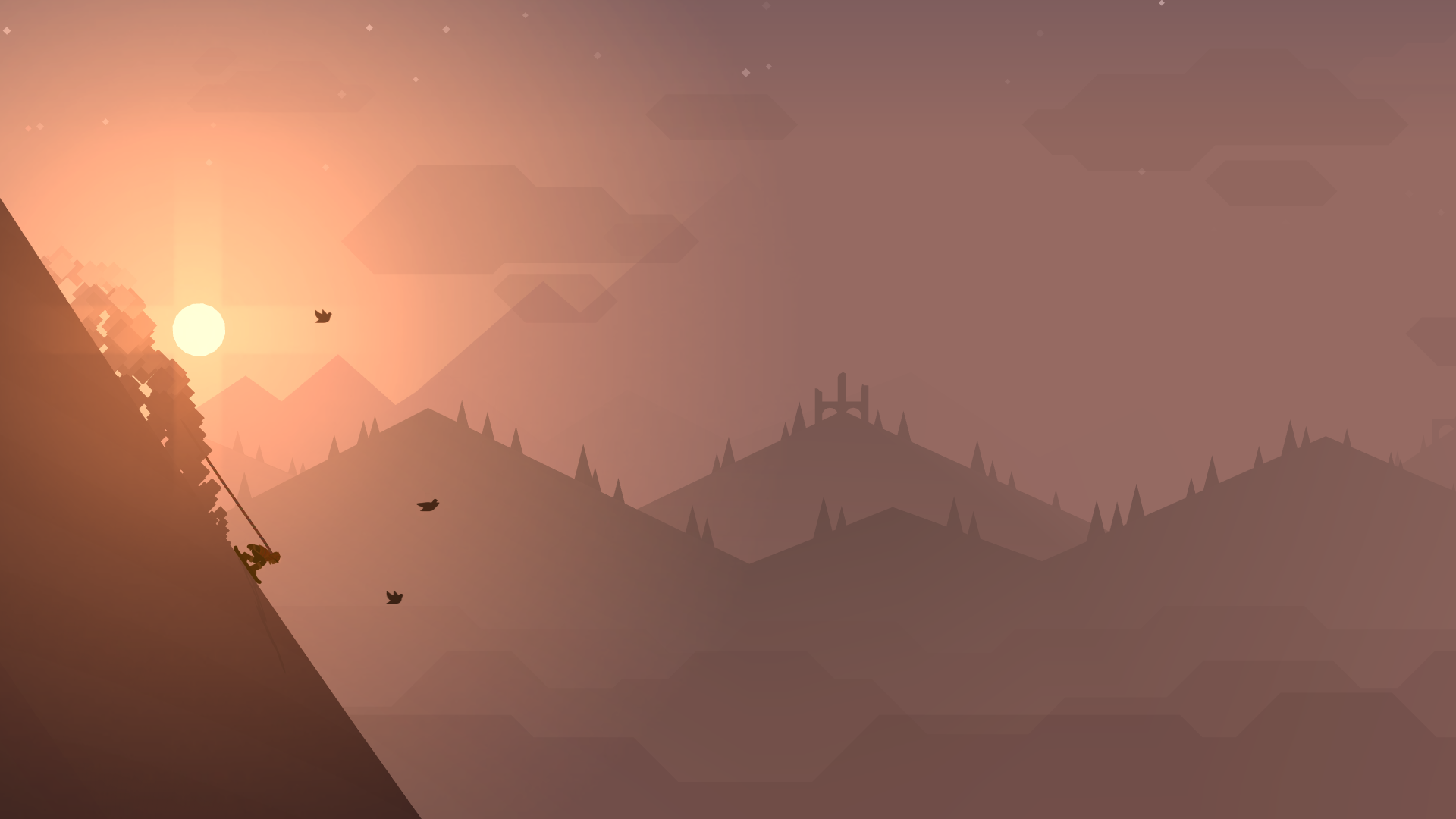 Alto's Adventure screenshot #2