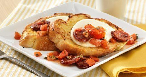 Savory French Toast Sandwich Recipe