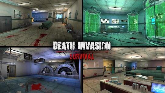 Death Invasion : Survival MOD APK (Unlimited Money) 3
