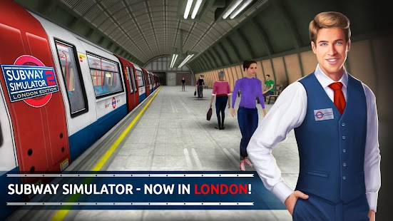 Subway Simulator 2 - London - náhled