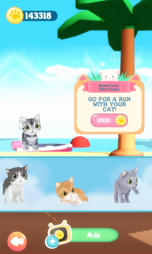 Cat Run 1.1.7 screenshots 2
