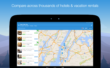 Hipmunk Hotels & Flights Screenshot 8