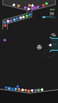 Shot Balls: free action skills ball game apk screenshot