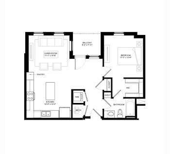 Go to A1F Floorplan page.