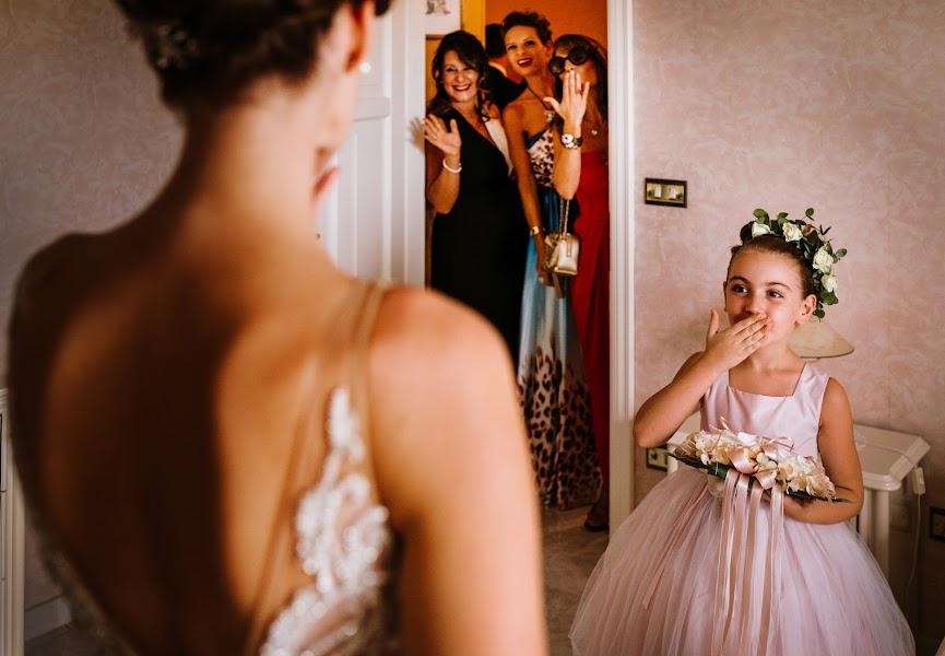 Wedding photographer Giuseppe maria Gargano (gargano). Photo of 24.11.2019