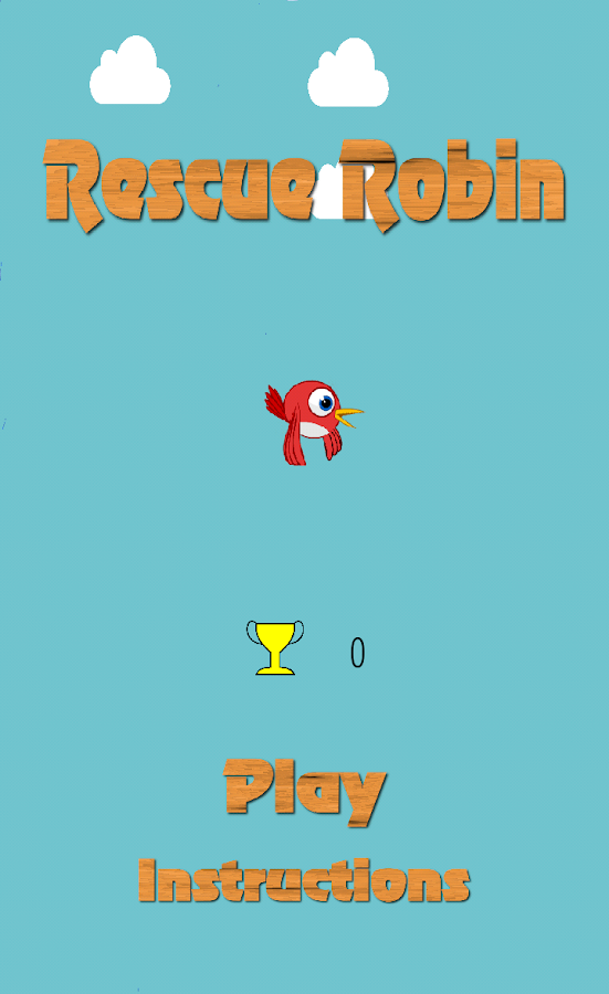 Rescue Robin- screenshot
