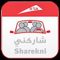 RTA Sharekni icon