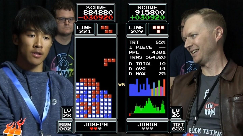 Watch 2018 Classic Tetris World Championship live