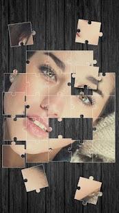 Mulheres Bonitas Quebra-Cabeça APK +mod APK Captura de tela