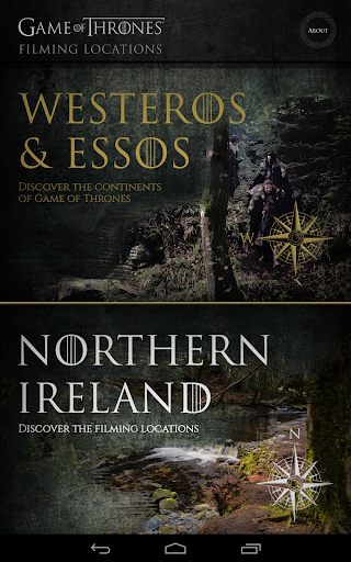 Game of Thrones NI Locations