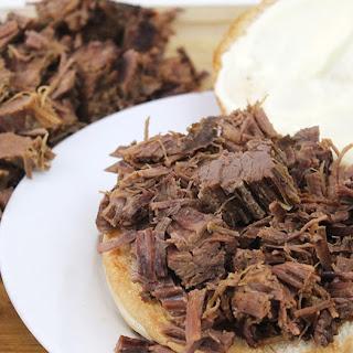 The Juiciest, Fall-Apart Beef Brisket Recipe