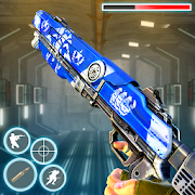 Robot Shooting FPS Counter War Terrorists Shooter MOD APK 2.8 (Mega Mod)