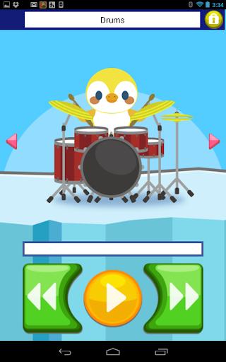 無料音乐Appのハンディドラム 〜ペンペペンとあそぼ〜|記事Game