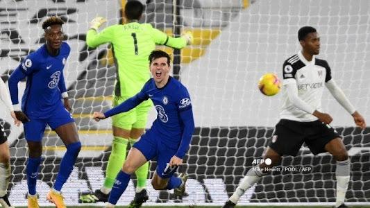 HASIL Liga Inggris, Chelsea Menang dari Fulham, Frank Lampard tak Terkesan dengan Performa The Blues