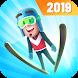 Ski Jump Challenge - スキージャンプ