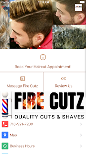 Fire Cutz Quality Cuts & Shave - náhled