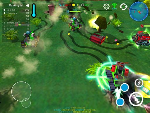 Battlefield Tank 3D android2mod screenshots 10