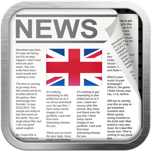 UK Newspapers 新聞 App LOGO-硬是要APP