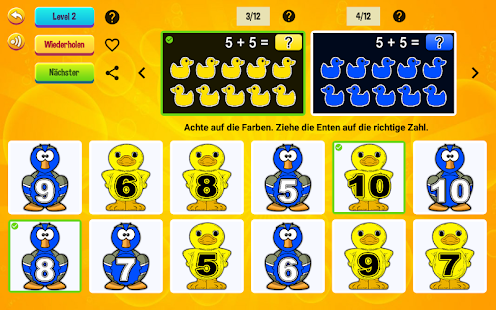 Playful learning math- screenshot thumbnail