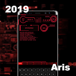 Hacker Launcher -- Aris Theme 2.4.0