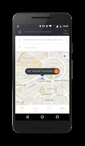 Cab app : Taxi autos in India screenshot 1