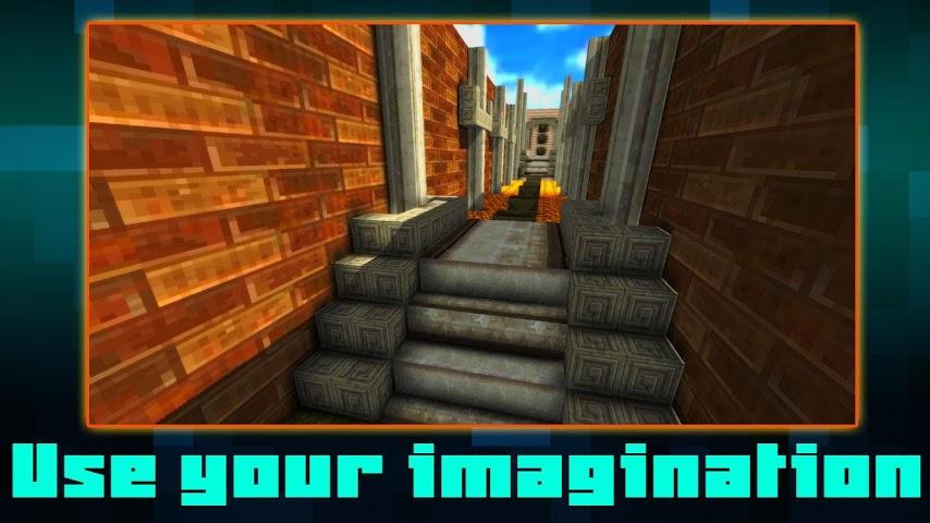 android Maze Climb Craft: Build Block Screenshot 8
