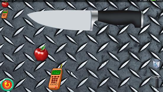 Hot Knife Simulator screenshot