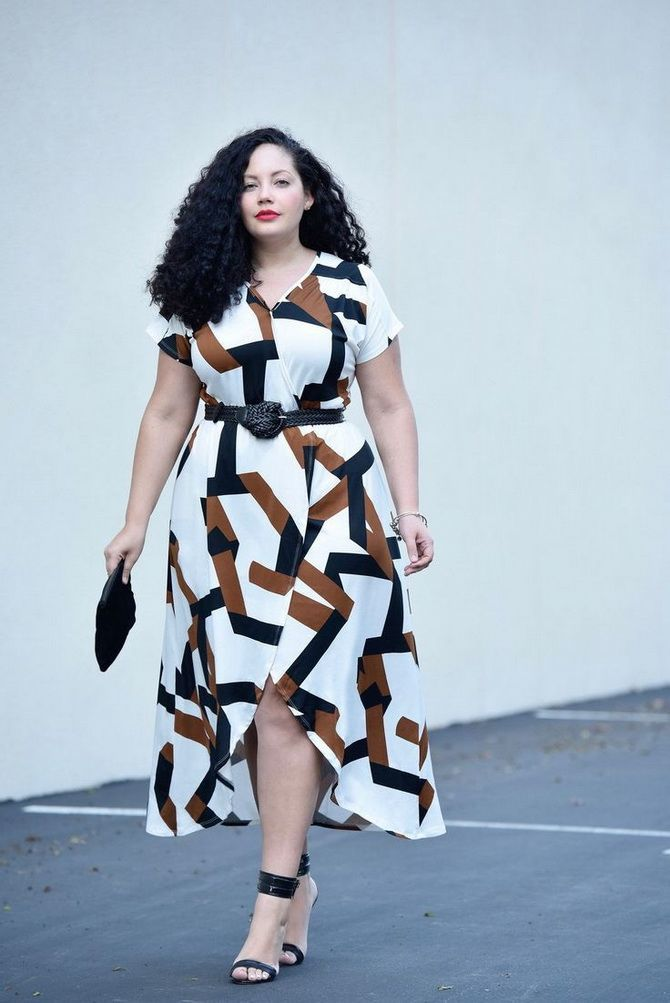 Plus-size fashion: best ideas for trendy outfits 2020 6