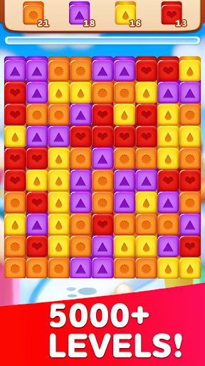Pop Breaker: Blast all Cubes apktram screenshots 2
