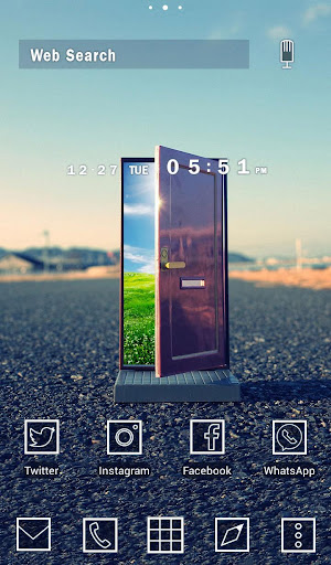 Beyond the Door Wallpaper 1.0.0 Windows u7528 1