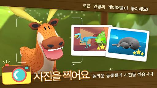 Snapimals:놀라운 동물들을 발견하고 사진을 찍으