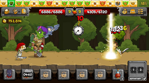 Let's Journey (idle clicker rpg) screenshots apkspray 1