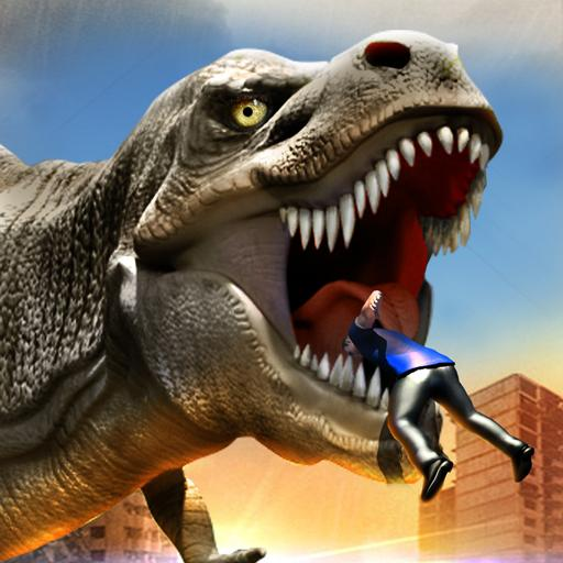Dinosaur City Simulation